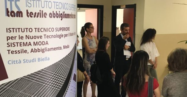 Successo per l'Open Day ITS_tam